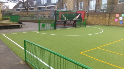 St. Mary Magdelane Church of England Primary School Play Area