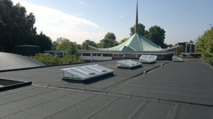St.Richard's School roof refurbishment